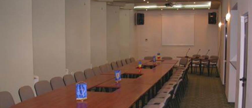 Sala conferinta Baia Mare, hotel Rivulus