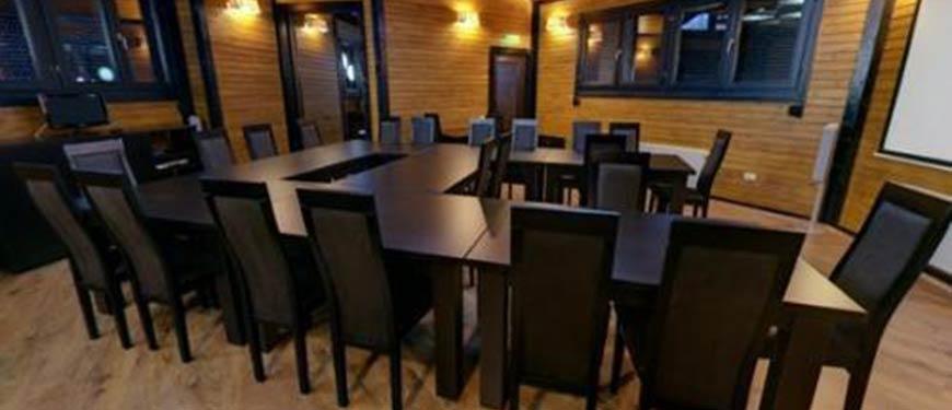 Sala conferinta Bran, hotel Hillden Lodge