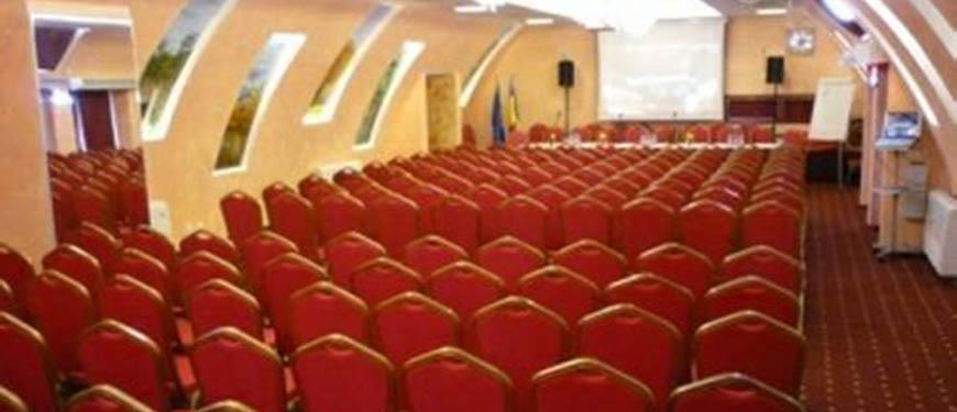 Sala conferinte Giurgiu, sala Golden, hotel Sud