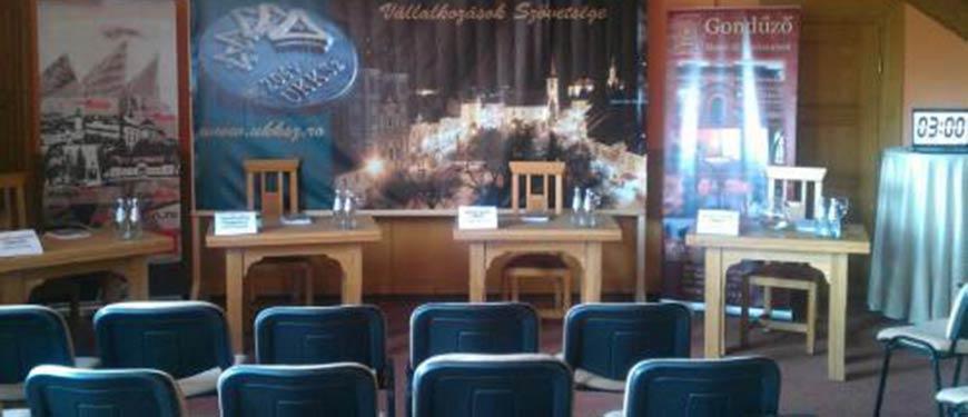 Sala conferinte Odorheiu Secuiesc, hotel Restaurant Gonduzo