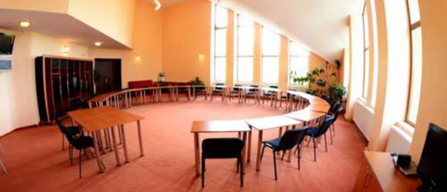 Sala de conferinte Paraul Rece, hotel Piatra Craiului