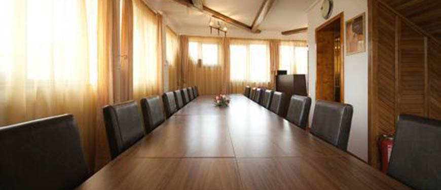 Sala conferinte Vatra Dornei, hotel Belvedere