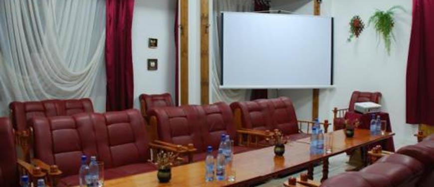 Sala de conferinte Boresc, pensiunea Vila Riki